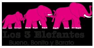 Los Tres Elefantes Tienda Online